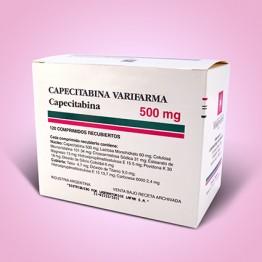 Capecitabina Varifarma